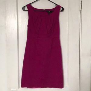 Mossimo Magenta Sleeveless Dress